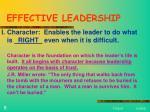 effective leadership8