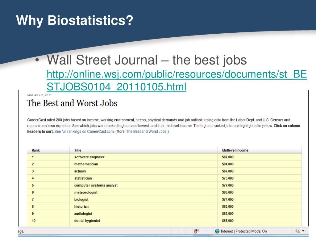 Biostatistics Ppt