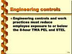 engineering controls56