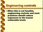 engineering controls57
