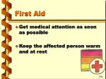 first aid73