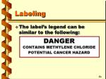 labeling23