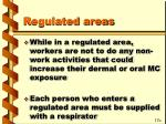 regulated areas81