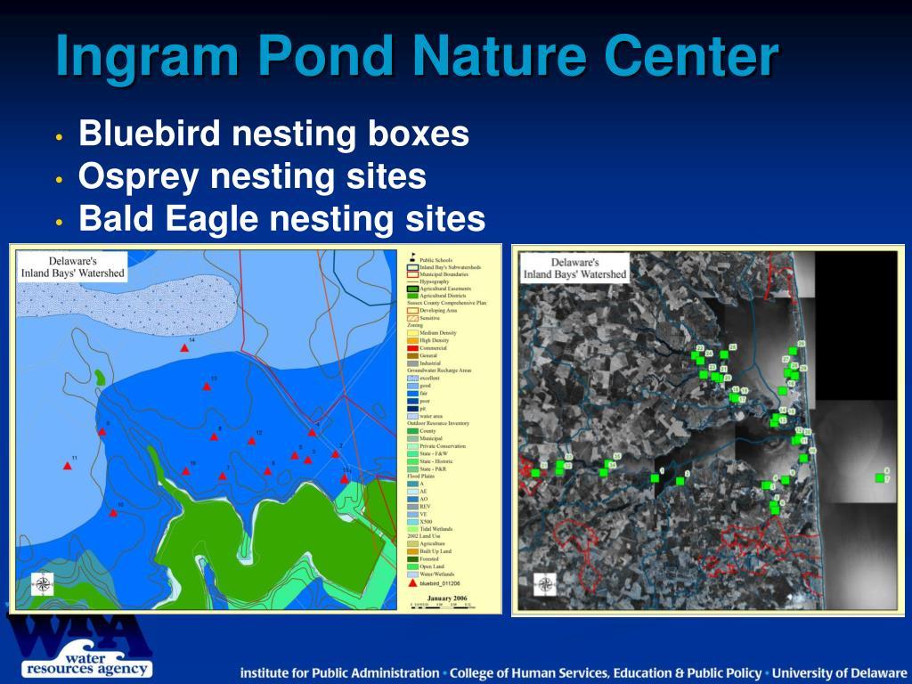 Ingram Pond Nature Center