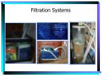 filtration systems20
