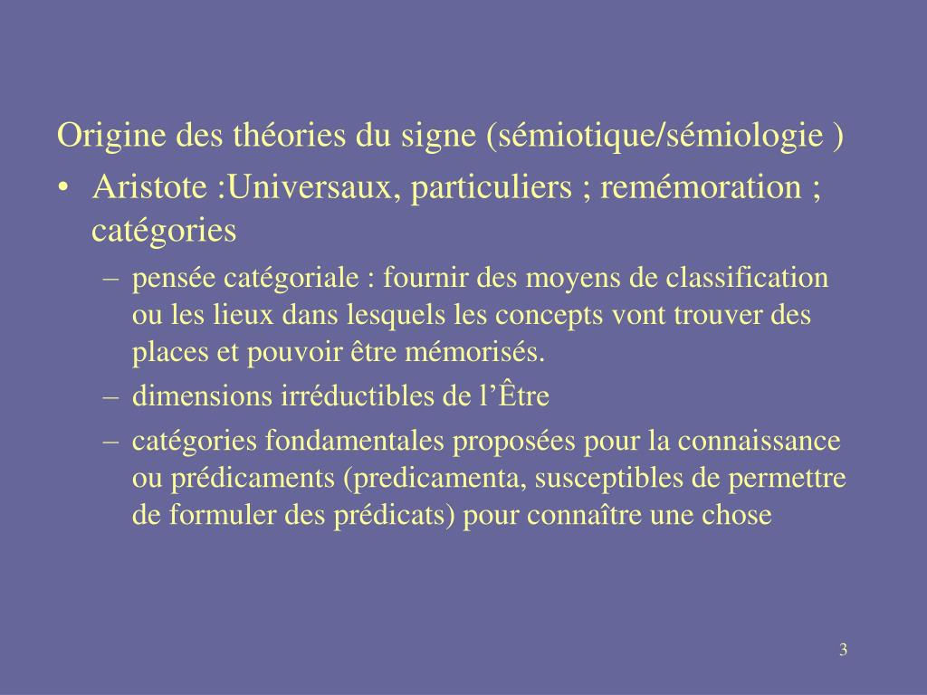 Origine des théories du signe(sémiotique/sémiologie )