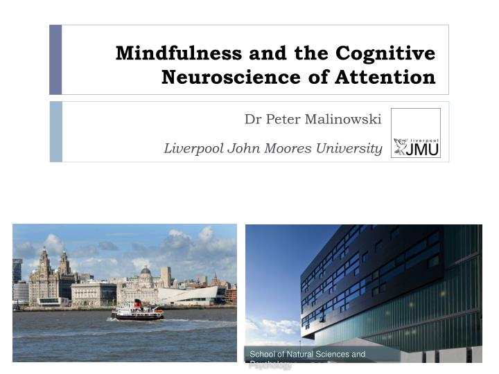 mindfulness and the cognitive neuroscience of attention n.