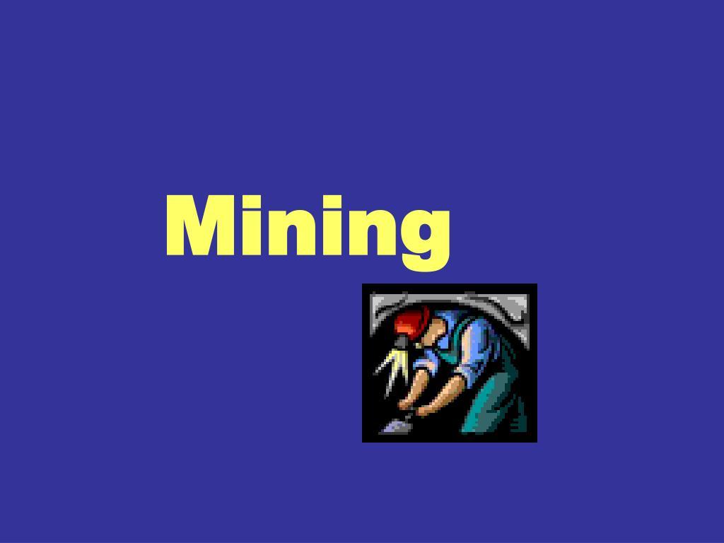 mining l.