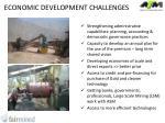 economic development challenges