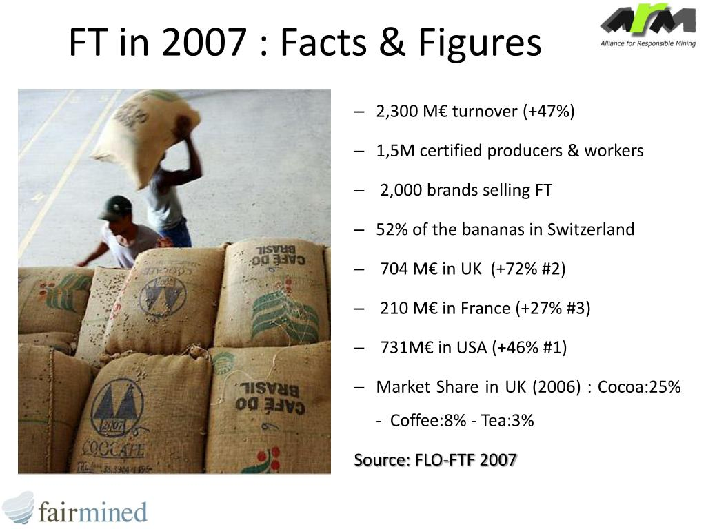 FT in 2007 : Facts & Figures