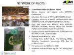network of pilots