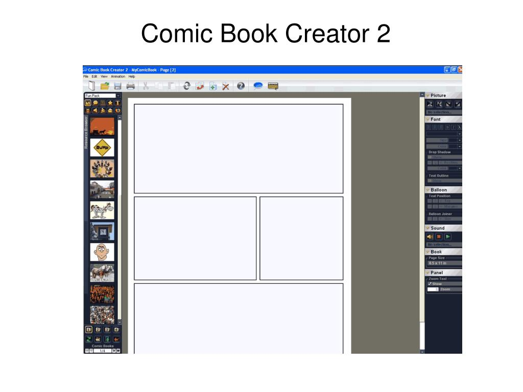 Comic Book Creator 2