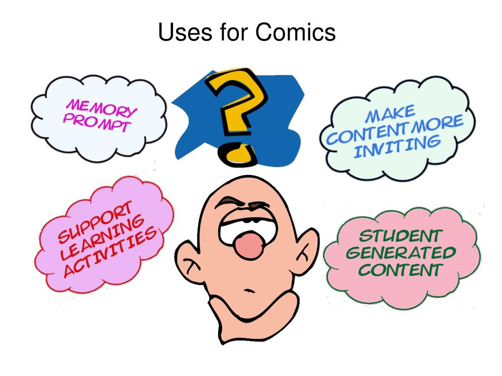 Uses for Comics