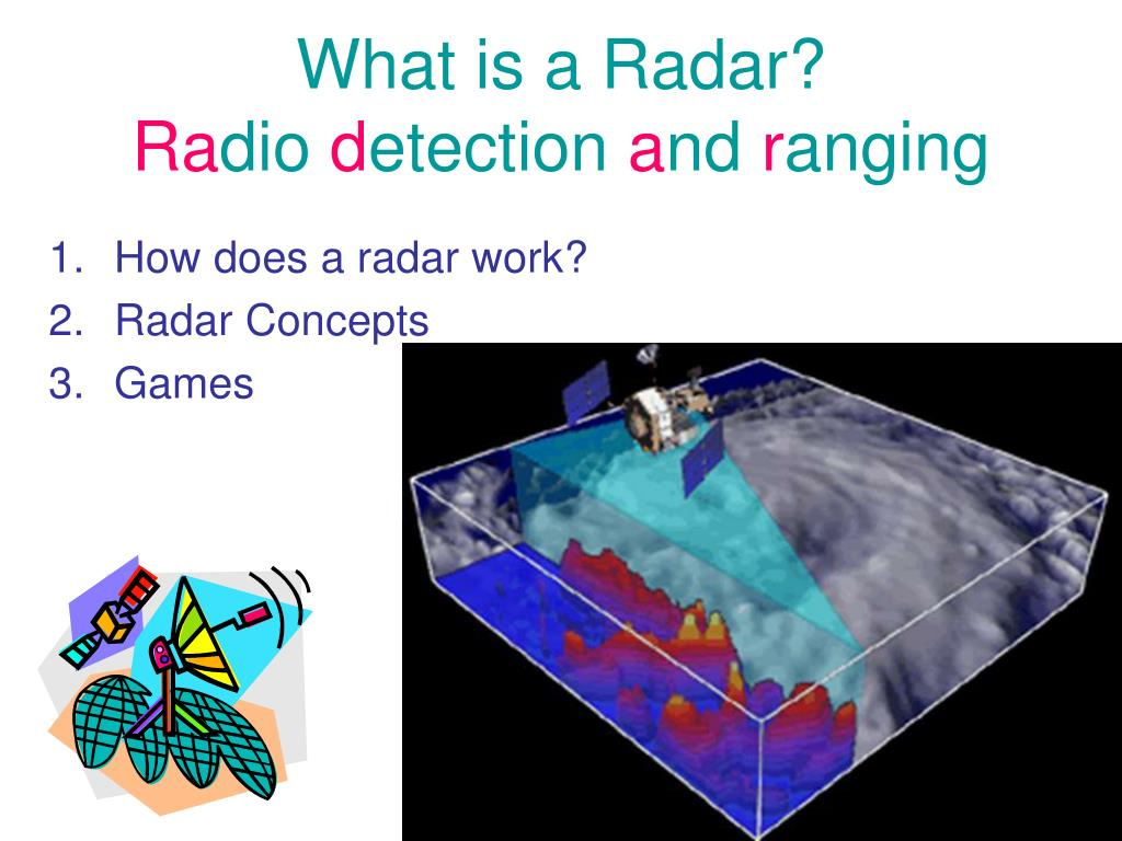 What is a Radar?