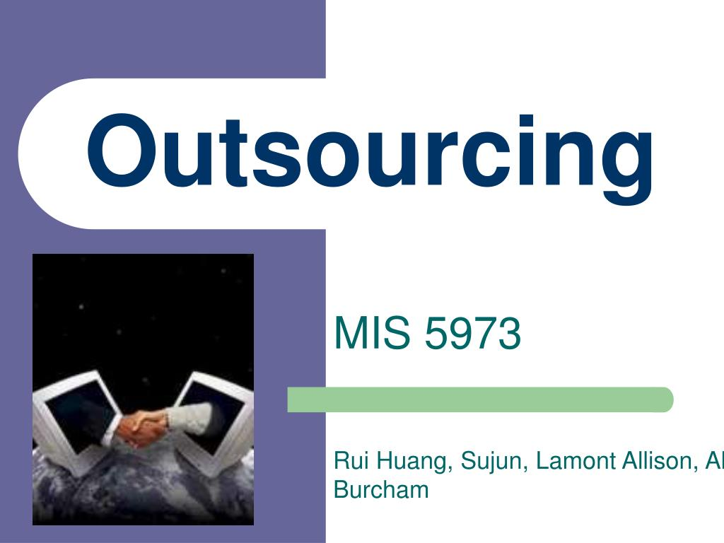 outsourcing l.