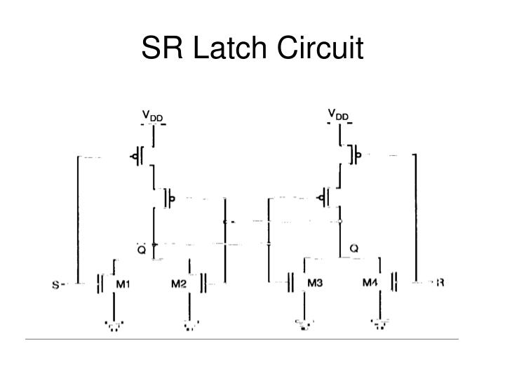 Ppt Sequential Mos Logic Circuits Powerpoint