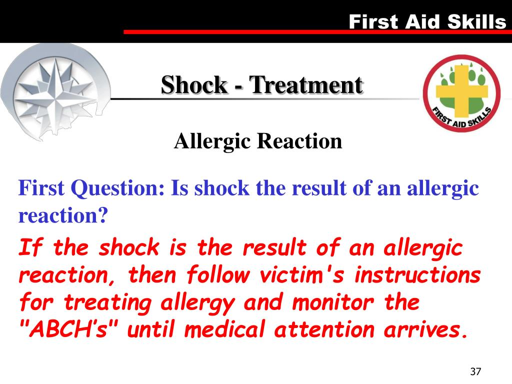 Shock - Treatment