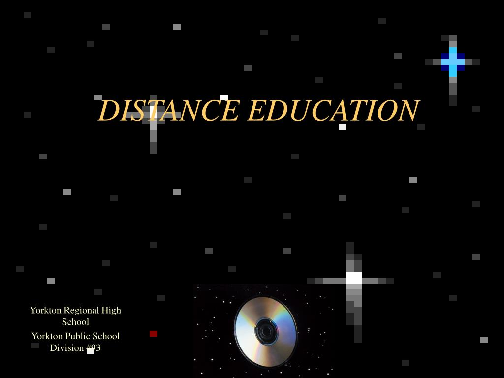 distance education l.