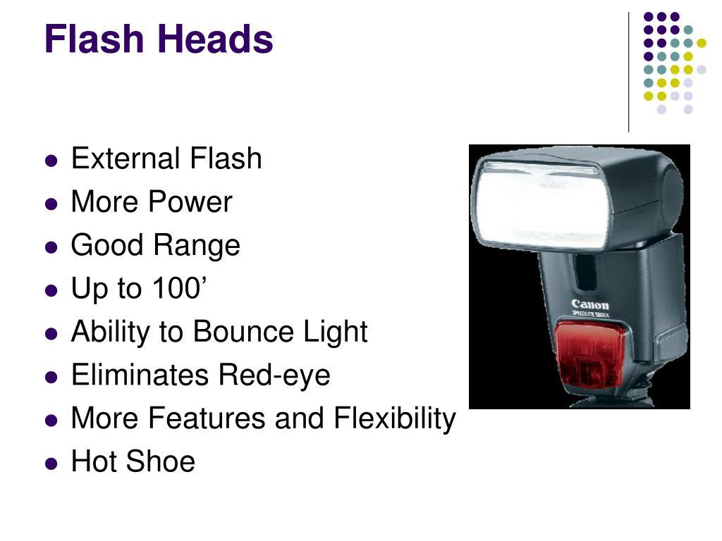 Flash Heads