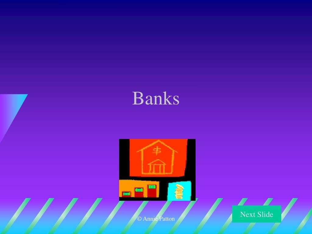 banks l.
