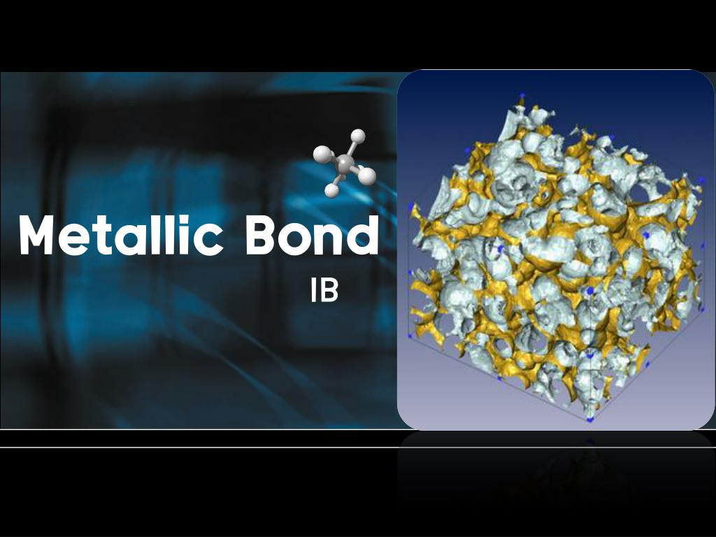 metallic bond l.