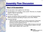 assembly flow discussion20