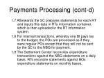 payments processing cont d7