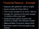 fractional reserve example