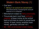 modern bank money 1