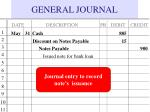 general journal88