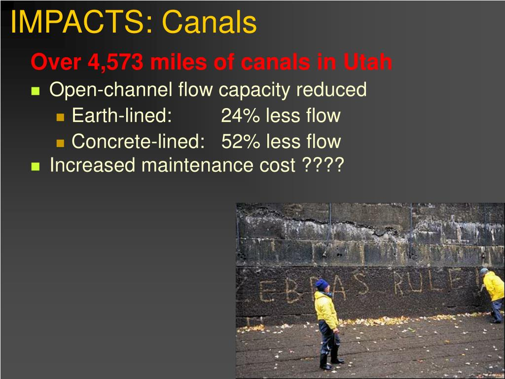 IMPACTS: Canals
