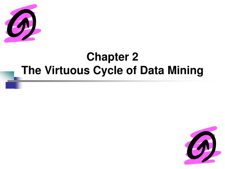 chapter 2 the virtuous cycle of data mining n.