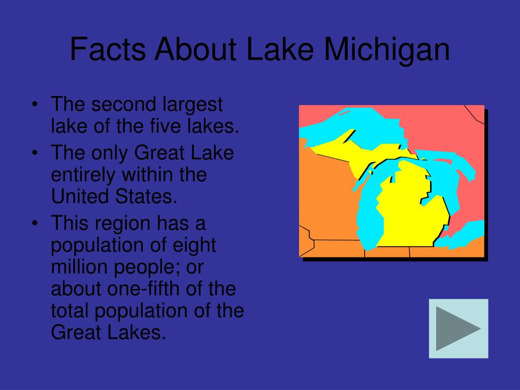 Facts About Lake Michigan