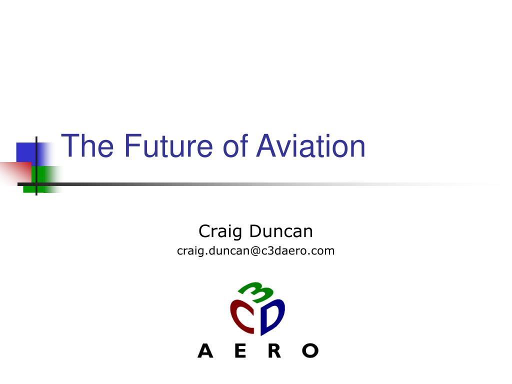 the future of aviation l.