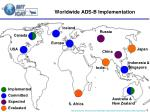 worldwide ads b implementation