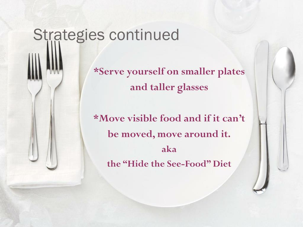 Strategies continued