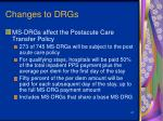 changes to drgs67