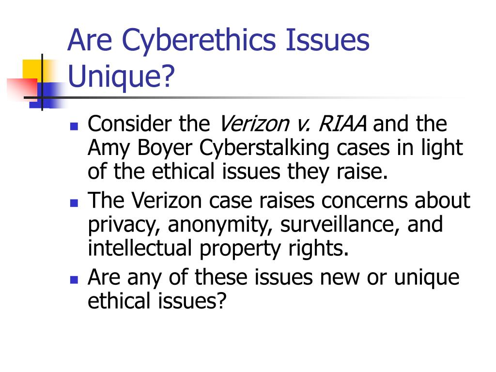 verizon ethical issues What is ethical hacking code of ethics for ethical hackers, ethical hacking code of conduct, legal risks, professional issues, ethical hacking pros & cons.