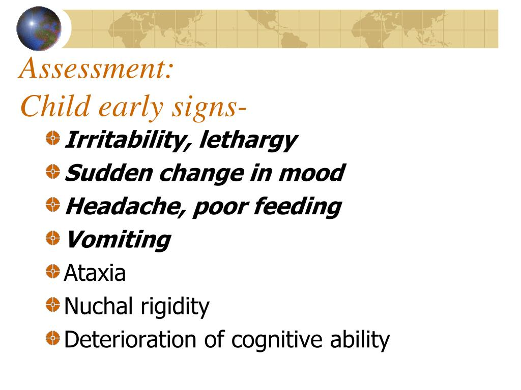 PPT - Neurological Disorders in the Pediatric Patient ...