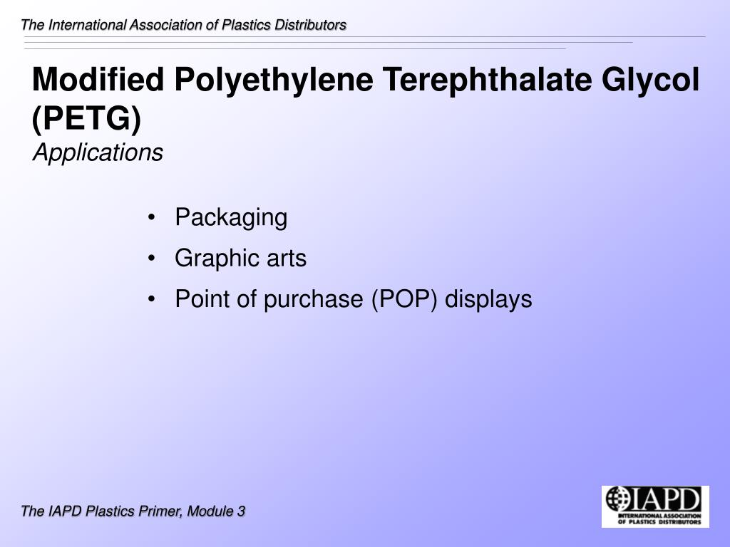PPT - Amorphous and Semi-Crystalline Commodity Thermoplastics