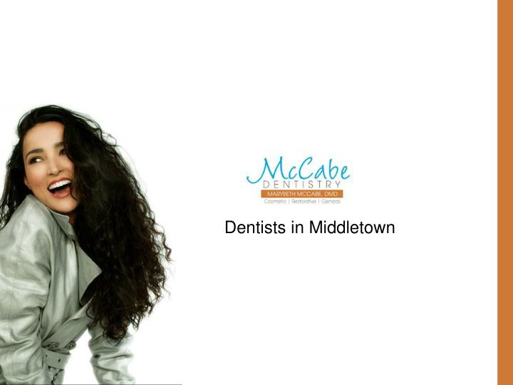 Dentists in Middletown