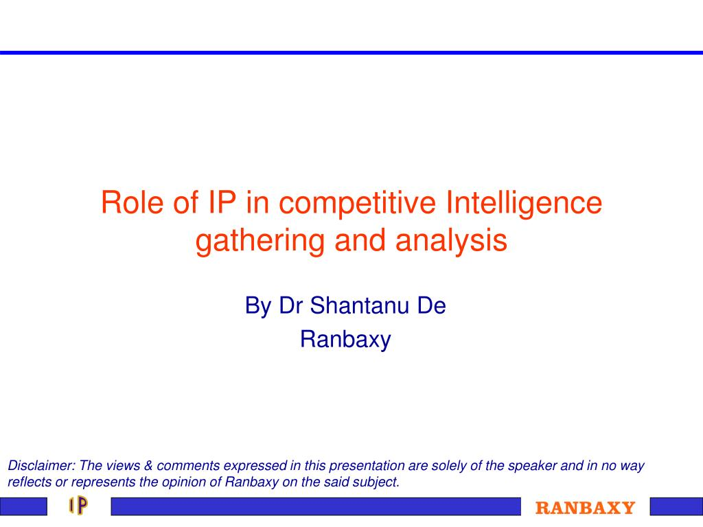 analysis of ranbaxy laboratories Ranbaxy laboratories limited formulation and research santosh prabhakar ghatol ranbaxy laboratories limited clinical pharmacokinetics and pharmacology.