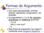 formas de argumento6