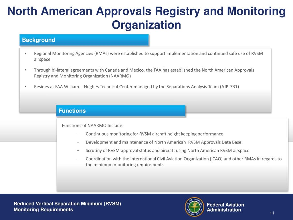 North American Approvals Registry and Monitoring Organization