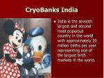 cryobanks india1