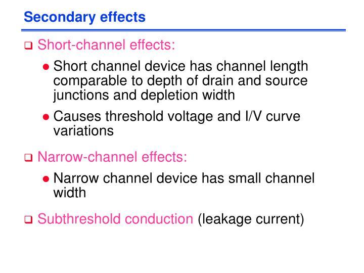 Subthreshold Conduction In Mosfet Ppt | nodotabritalon tk