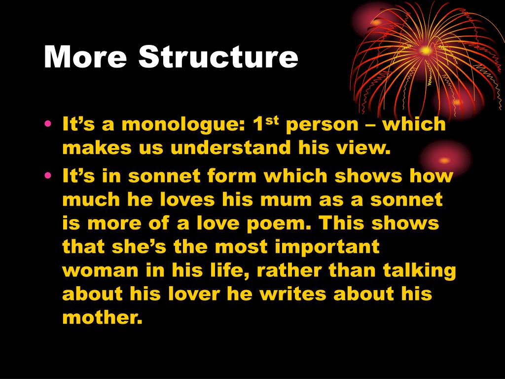 More Structure