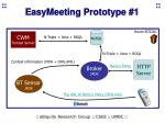 easymeeting prototype 1
