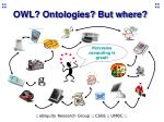 owl ontologies but where