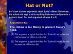 hat or not31